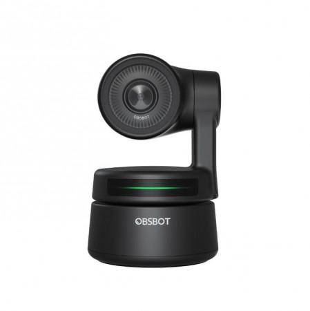 【 OBSBOT Tiny 二代 】世界最小的PTZ追蹤鏡頭|你的第一台內建AI人臉辨識的網路攝影機