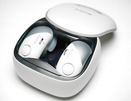 SONY EXTRA BASS 真無線藍牙耳機 WF-SP700N 白