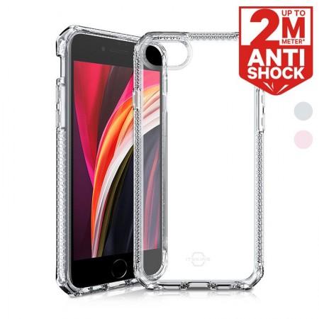 ITSKINS iPhone SE 2020 SPECTRUM CLEAR 抗菌防摔保護殼