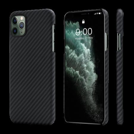 PITAKA|MagEZ Case 航太纖維磁吸手機殼 iPhone11 Pro