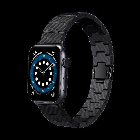 PITAKA Appel Watch 碳纖維錶帶(現代)