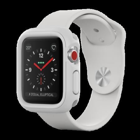 Apple Watch (Series 4/5/6/SE) 40mm - 犀牛盾Crashguard NX模組化防摔邊框保護殼+飾條
