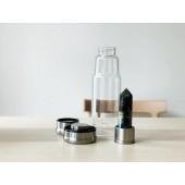 【預購】客製化諮詢 水晶能量水瓶 (小420ML)