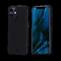 Pitaka MagEZ Case 航太纖維磁吸手機殼 iPhone 12 mini