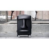 Stoner Design 石人設計 摩艾石像行李箱 黑20吋