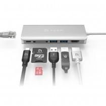 CASA Hub A01 USB 3.1 Type C 6 port 多功能集線器