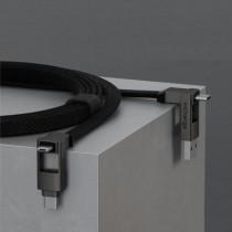 瑞士|inCharge 6 六合一傳輸線 ( MAX加長版 / 太空灰 )