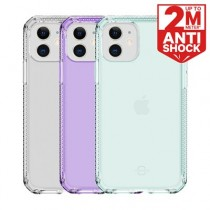ITSKINS iPhone 11 SPECTRUM CLEAR 抗菌防摔保護殼