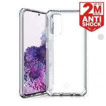 ITSKINS Galaxy S20 / S20+ / S20 Ultra SPECTRUM CLEAR 抗菌防摔保護殼
