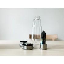 【預購】客製化諮詢 水晶水瓶 (大550ML)