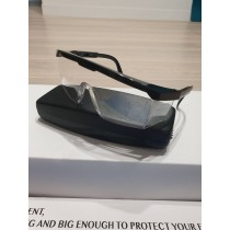 防疫護目鏡 (黑色伸縮款)