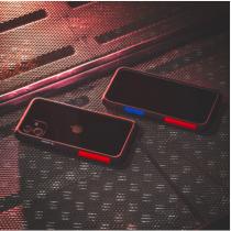 TELEPHANT 太樂芬|NMDer抗汙防摔框 iPhone 12 Pro Max 黑OG