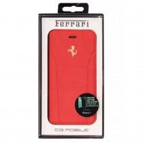 【對折出售】APPLE IPHONE 7 FERRARI法拉利側掀皮套