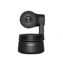 商務視訊套組【 OBSBOT Tiny 二代 】世界最小的PTZ追蹤鏡頭|你的第一台內建AI人臉辨識的網路攝影機