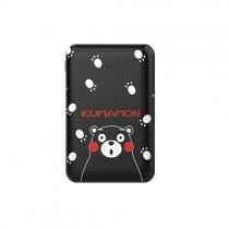 熊本熊 Kumamon 10000mAh 2.1A 雙USB 迷你高容量行動電源