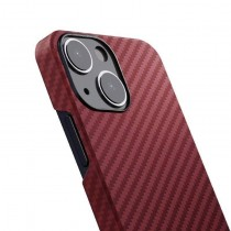 【預購】PITAKA|MagEZ Case for iPhone13 航太纖維磁吸手機殼 (橘紅) 「預計發貨日:11/15」