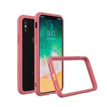 IPhone X / XS 犀牛盾防摔邊框-山茶紅