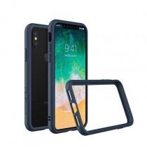 IPhone X / XS 犀牛盾防摔邊框-深藍