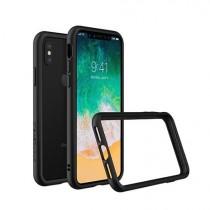 IPhone X / XS 犀牛盾防摔邊框-黑