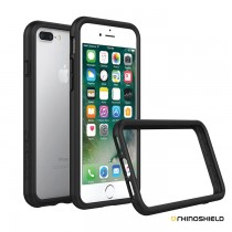 IPhone 7Plus / 8Plus 犀牛盾防摔邊框-黑
