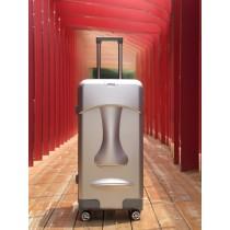 Stoner Design 石人設計 摩艾石像行李箱 銀29吋