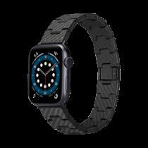 PITAKA|Appel Watch 碳纖維錶帶(復古)