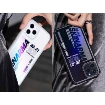 Skinarma 日本潮牌|Garusu 鐳射反光彩虹防摔手機殼 iPhone 12/12 Pro/12 Pro Max