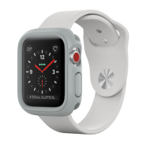 Apple Watch (Series 1/2/3) 38mm - 犀牛盾Crashguard NX模組化防摔邊框保護殼+飾條