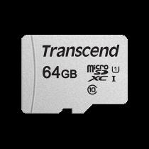 創見 micro記憶卡 300S 64GB