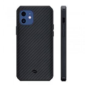 PITAKA|MagEZ Case 航太纖維軍規磁吸手機殼 iPhone12