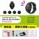 HUAWEI WATCH GT 智慧手錶-曜石黑矽膠錶帶